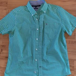 Tommy Hilfger button down shirt